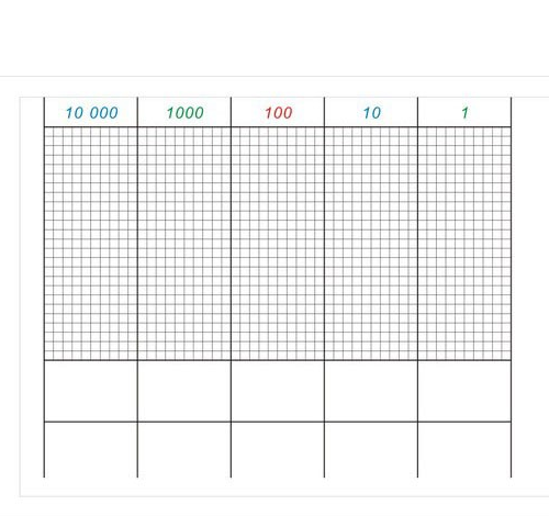Dot Exercise Sheets (50 pcs)