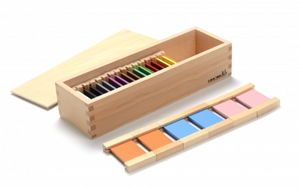 Wooden Color Tablets (2nd Box)