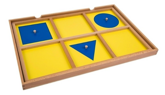 Geometric Demonstration Tray