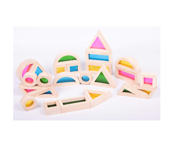 Sensory Blocks II (24 pcs)