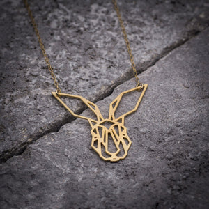 Lovely Rabbit Necklace