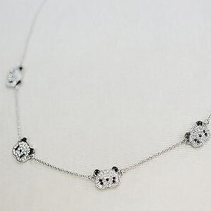 Hot Sale Crystal Bracelet Panda