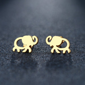 Earrings For Elephant lovers