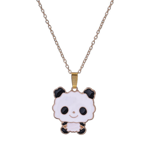 Necklace For Children Jewelry, panda