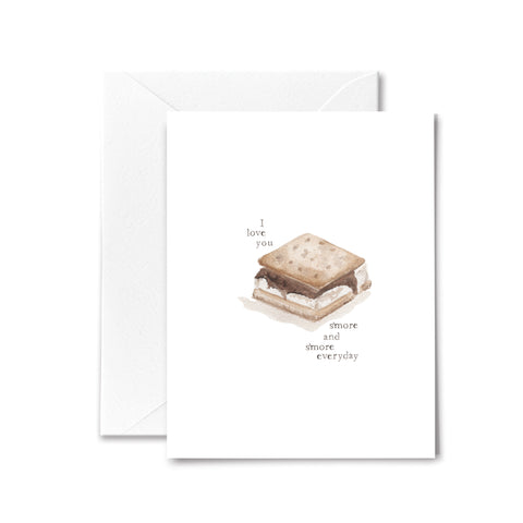 love card smore s'more anniversary everyday