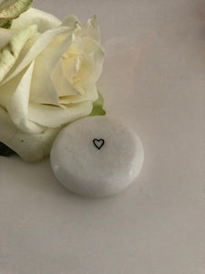 sentiment pebbles