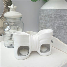 Daisy bow wax melt burner