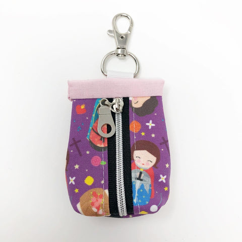 Female Saints Rosary Pouch