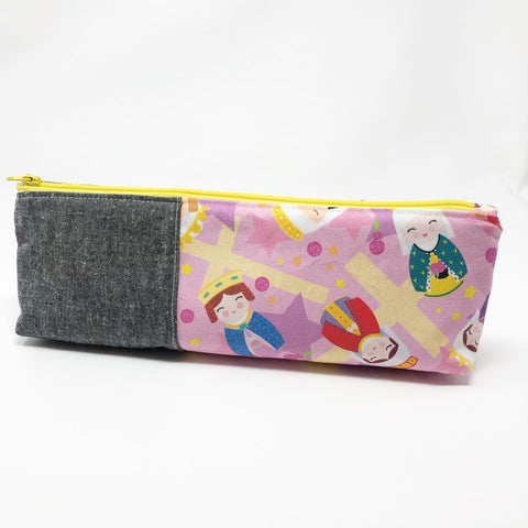 Royal Female Saints Pencil Pouch