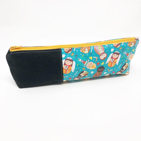Male Saints Pencil Pouch
