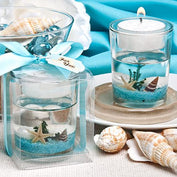 dee8446c7 Practical Favours - Stunning Beach Themed Candle Favor