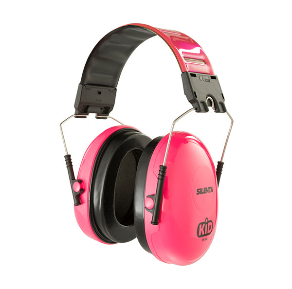 SILENTA KID, high visibility pinkki