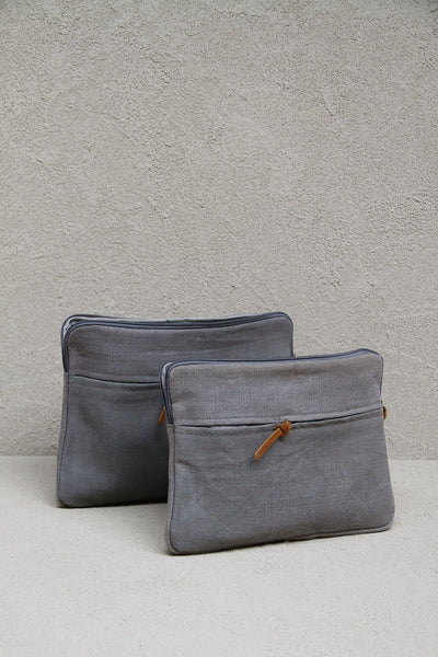 Laptop/iPad Bag - Ash