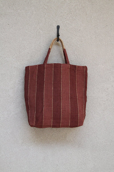 Jute Shopper  - Tannin
