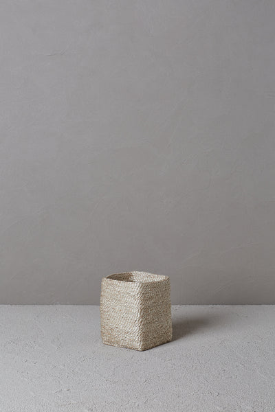 Tall Jute Basket
