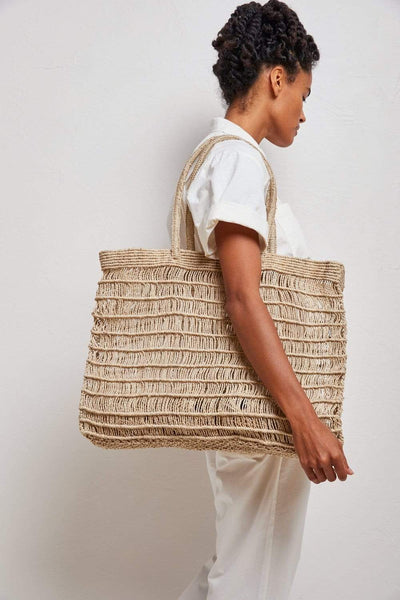 The Dharma Door Bags and Totes Laina Tote - Natural