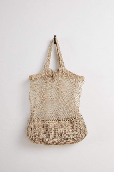 The Dharma Door Bags and Totes Suta Shopper - Natural