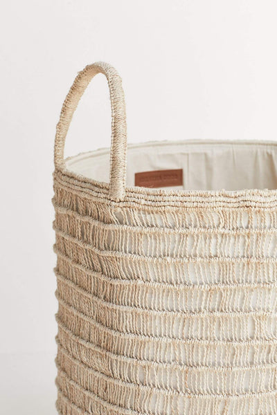 The Dharma Door Baskets and Storage Laina Basket - Natural