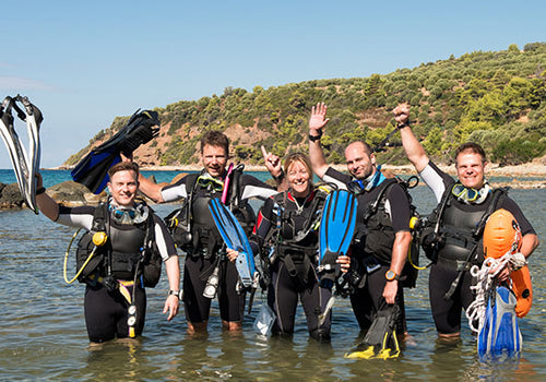 PADI ONLINE - Open Water Diver Course