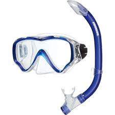 Wizard Kids Mask & Snorkel Combo