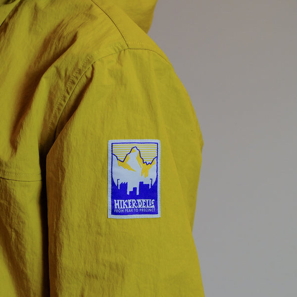 The Hikerdelic Conway Smock Colour Deep Banana Yellow