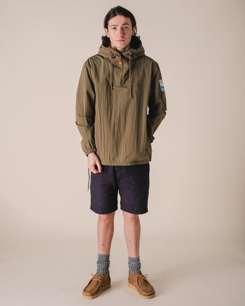 Hikerdelic Conway Smock Jacket Light Green