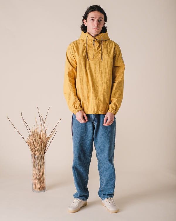 Hikerdelic Conway Smock Jacket - Sunshine Yellow