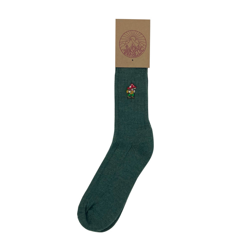 Hikerdelic Winter Socks Moss