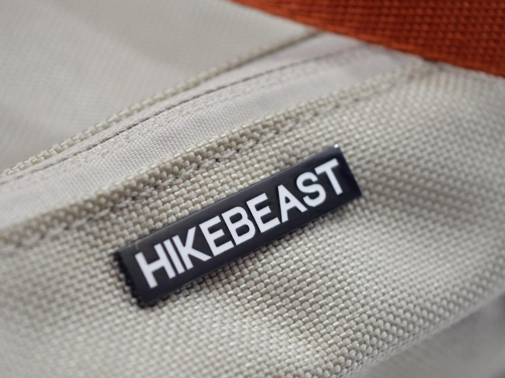 Hikerdelic Hikebeast Pin Badge - Hikerdelic Shop