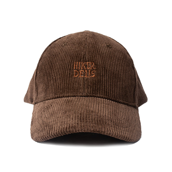Hikerdelic Corduroy Cap - Brown