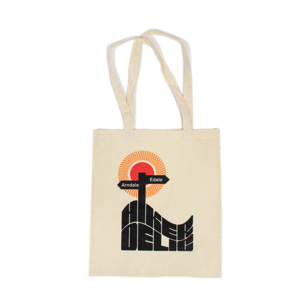 Hikerdelic Dale Tote Bag - Natural