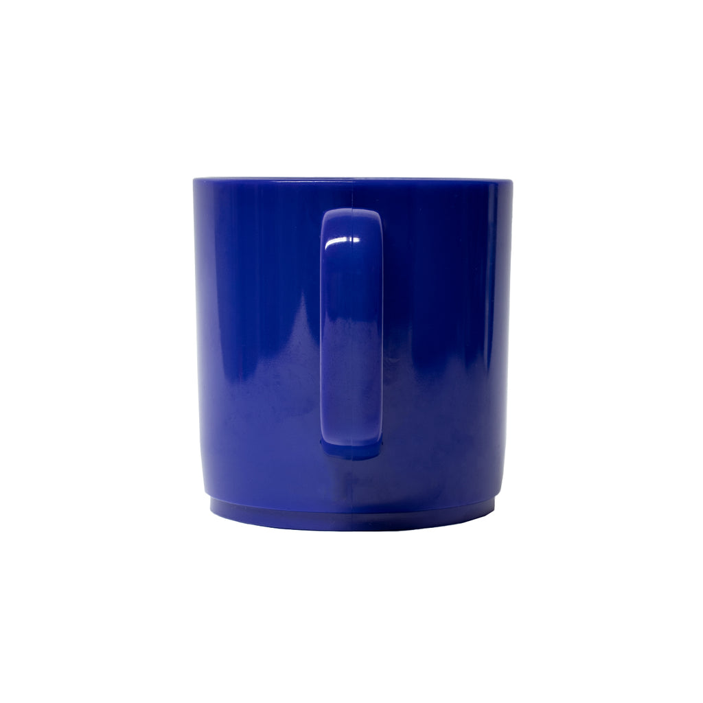Hikerdelic Hike Home Mug Blue