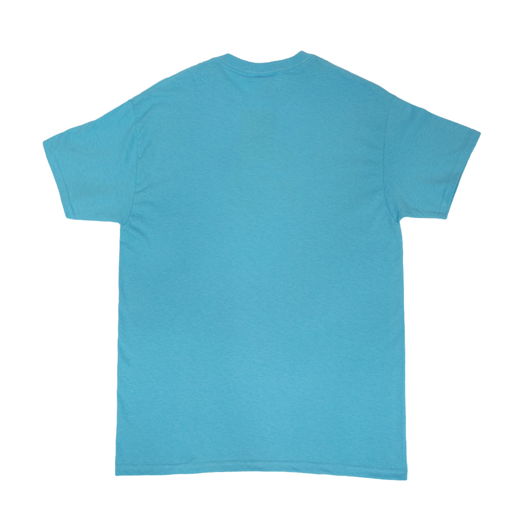 Hikerdelic Peaking T-Shirt - Sky Blue