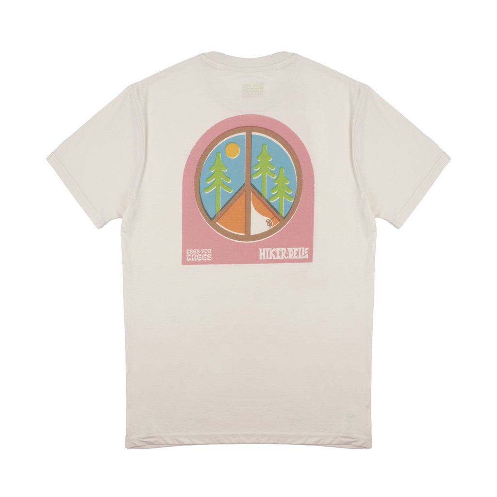 Hikerdelic Tees For Trees T-Shirt Natural