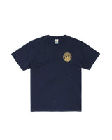 Hikerdelic Core Logo T-Shirt Navy
