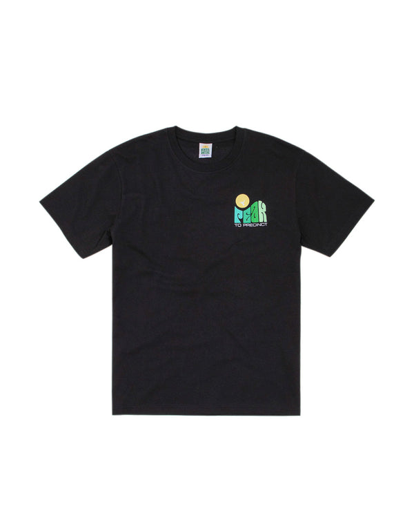 Hikerdelic Peak Dove T-Shirt Black
