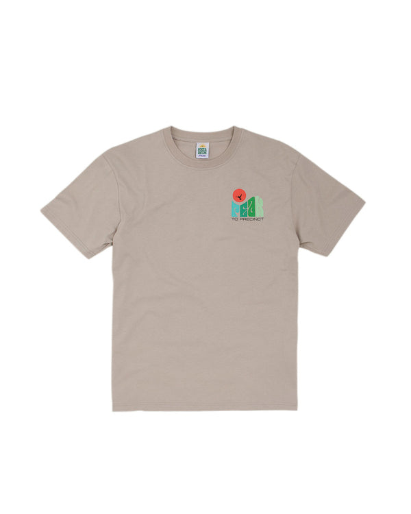 Hikerdelic Peak Dove T-Shirt Sand