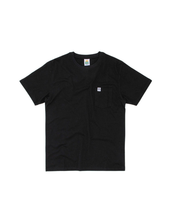 Hikerdelic Pocket T-Shirt Black