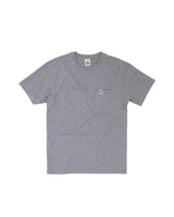 Hikerdelic Pocket T-Shirt Grey Marl