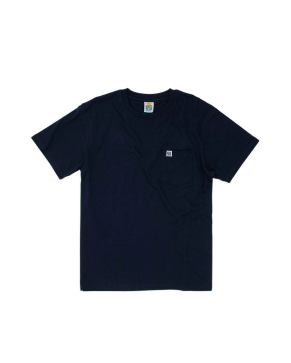 Hikerdelic Pocket T-Shirt Navy
