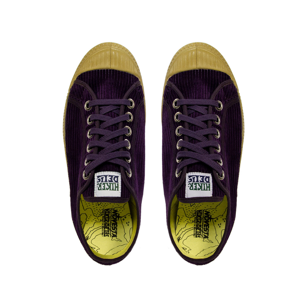 Hikerdelic x Novesta Star Master Cord - Purple - Hikerdelic Shop