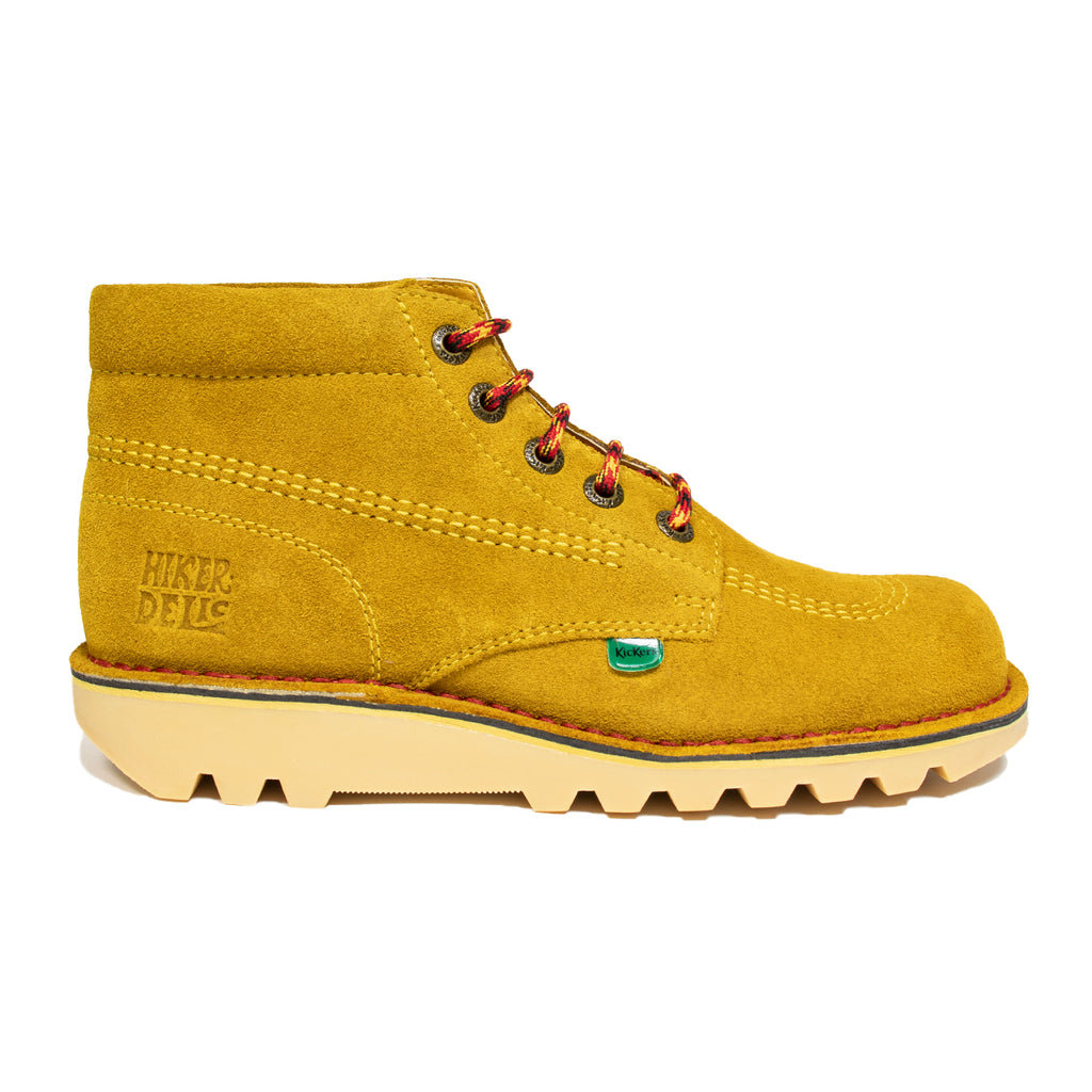 Kickers x Hikerdelic Kick Hi Boot Yellow