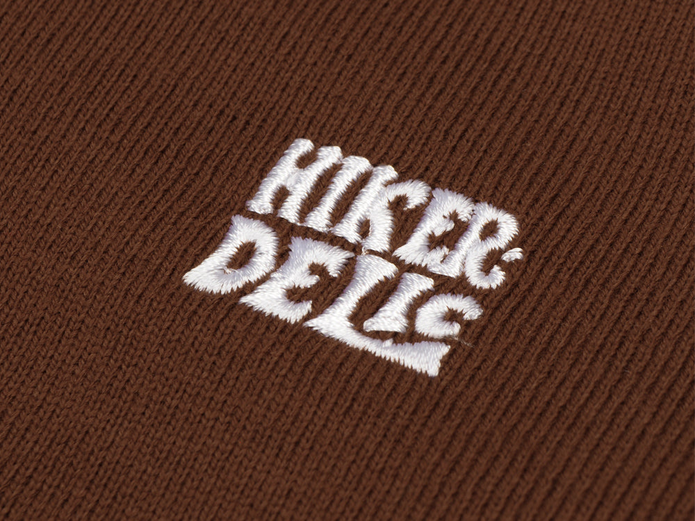 Hikerdelic Fellow Rugby Shirt - Camel Brown - Hikerdelic Shop