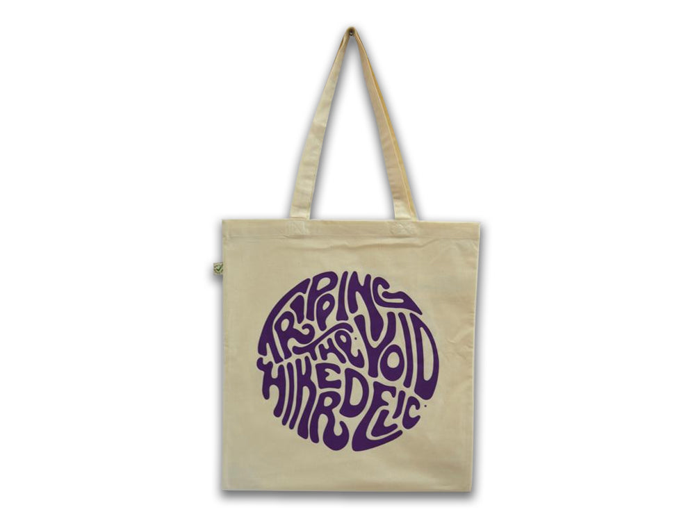 Hikerdelic Organic Cotton Tote Bag - Hikerdelic Shop