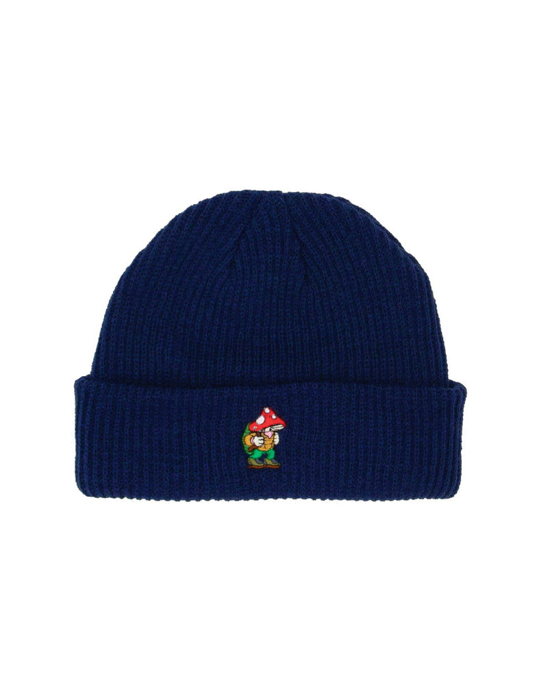 Hikerdelic Fisherman Beanie Navy