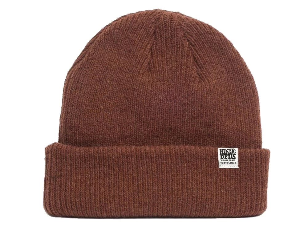 Hikerdelic Beanie Hat Brown - Hikerdelic Shop