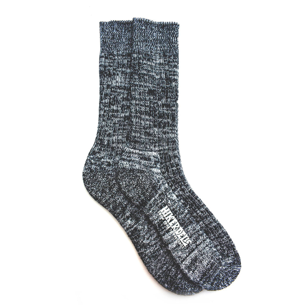 Hikerdelic Seaside Socks - Black - Hikerdelic Shop