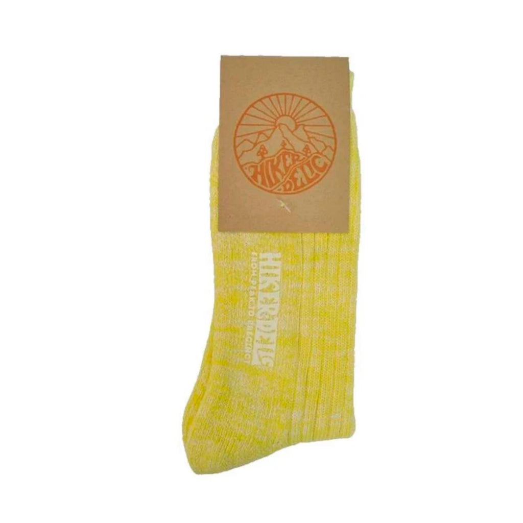 Hikerdelic Citrus Socks Lemon - Hikerdelic Shop