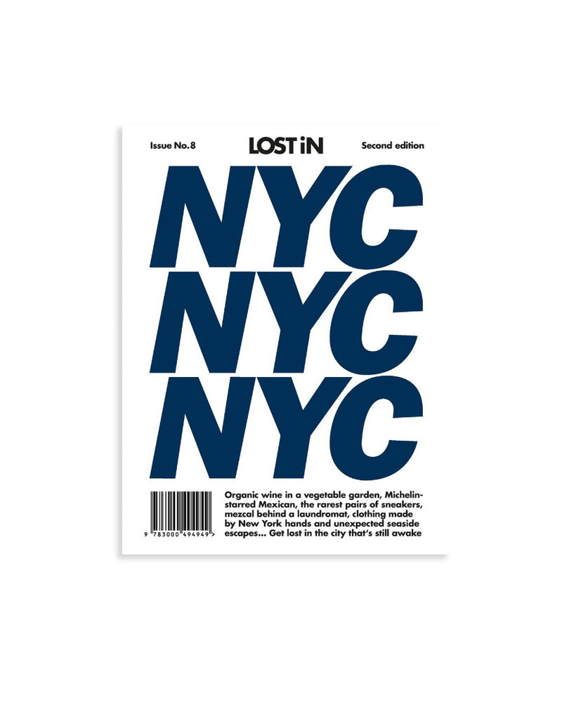 LOST iN NYC City Guide