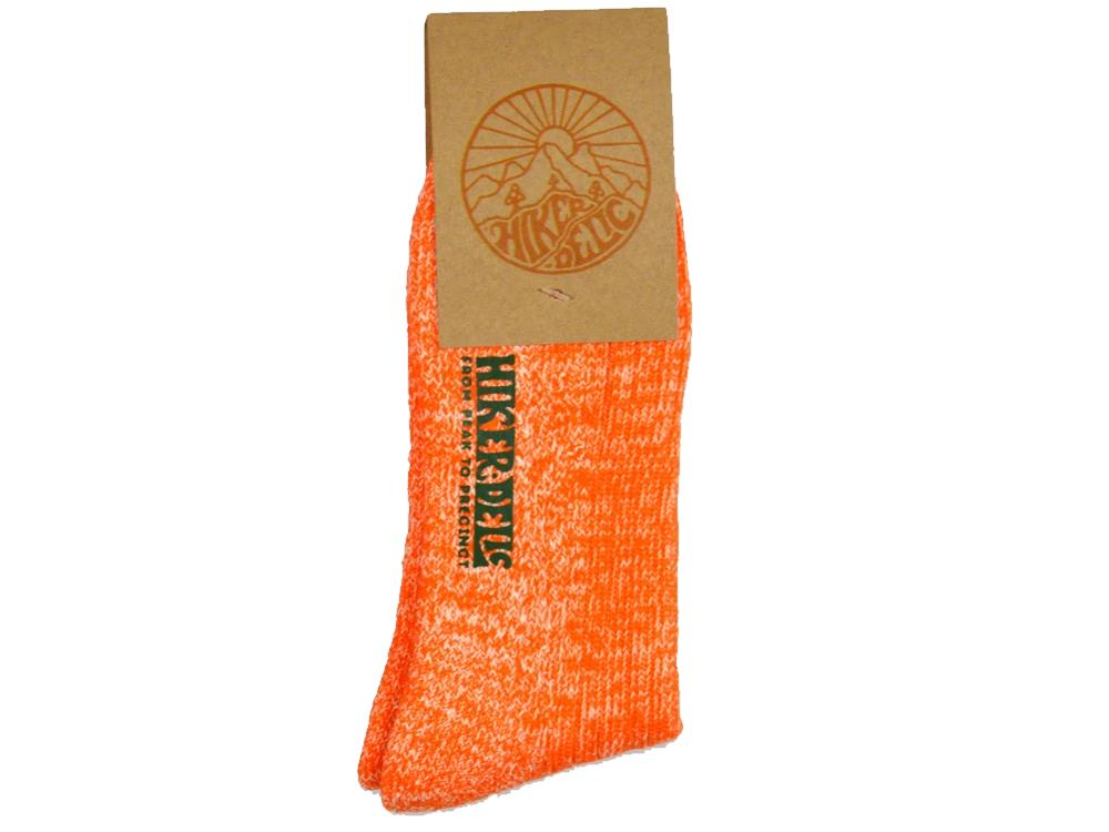 Hikerdelic Citrus Socks Mandarin - Hikerdelic Shop
